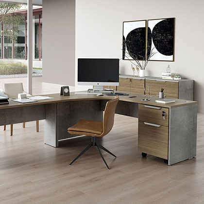 Broome Modern Office Collection by Modloft >