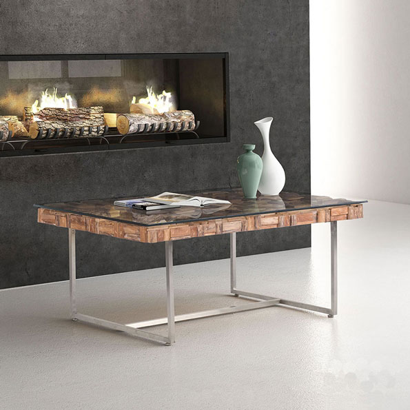 Calogera Modern Coffee Table