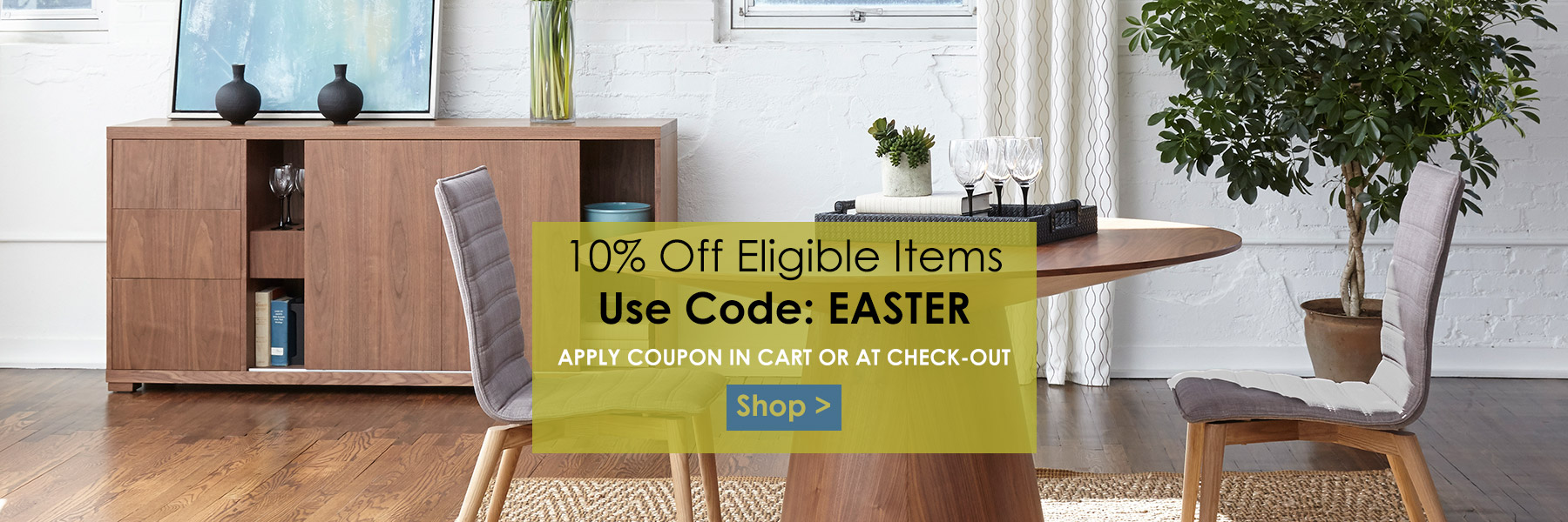 Save 10% Off All Eligible Items With Coupon Code: EASTER Through 4/21/19 | Shop >