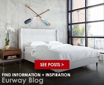 Read the Eurway Modern Furniture Blog for Inspiration and Information | See Blogs >