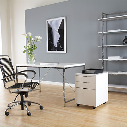 Shop for the Gilbert Modern Office Collection at Eurway.com >
