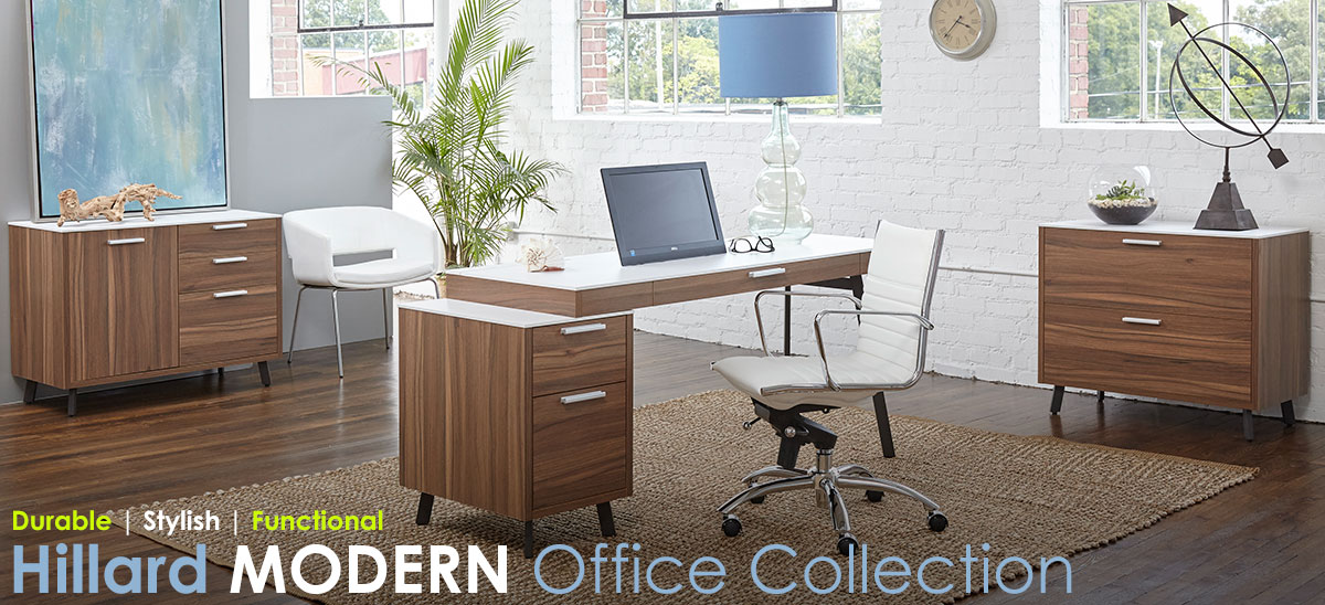 Hillard Modern Office Collection