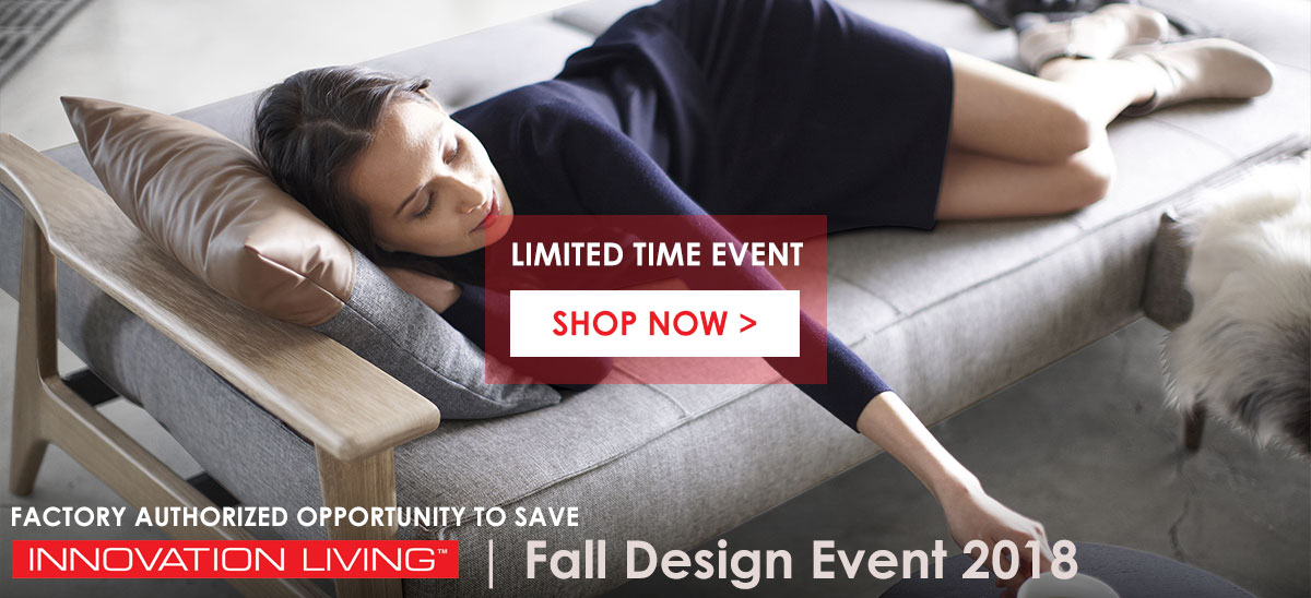 Shop for 15% Off  Innovation Living Modern Sleeper Sofas at Eurway.com | Shop Now >