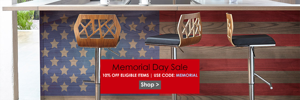 Save 10% Off All Eligible Items Thru 5/27/19 with Coupon Code MEMORIAL | Shop Now >