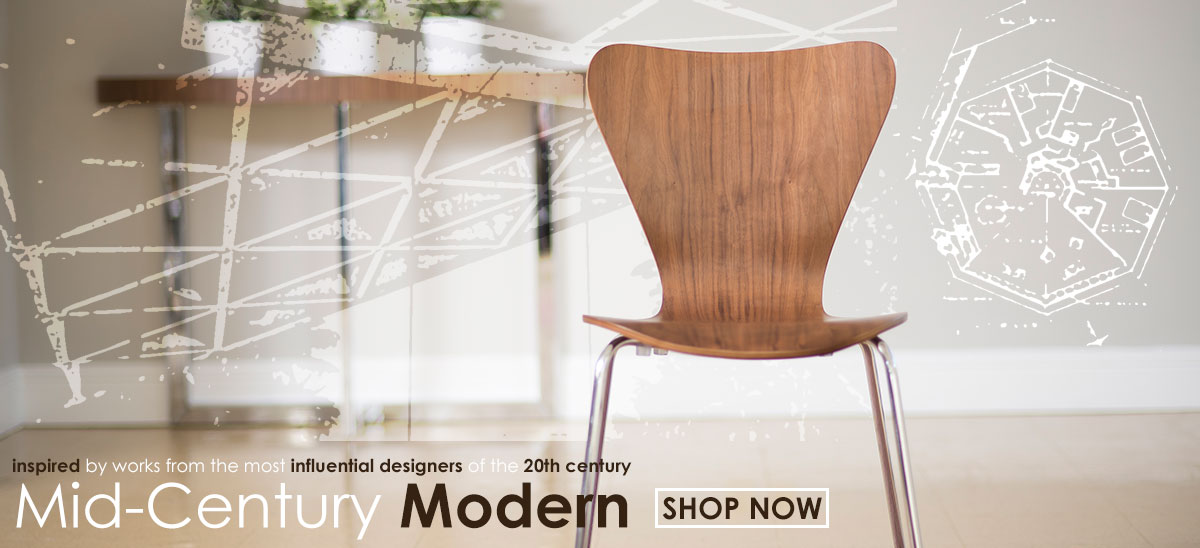 Shop for Mid-Century Modern Style Furniture at Eurway.com | Shop Now >