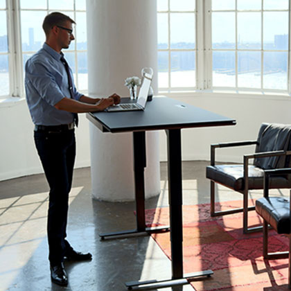 Modern Adjustable Height Desks