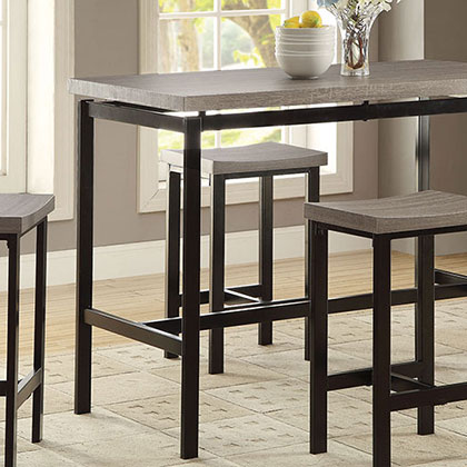 modern counter height tables - Contemporary Dining Room Furniture