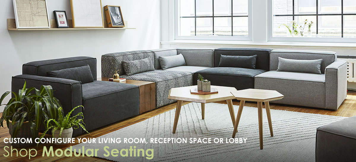 Shop For Modern Modular Sofas, Sectionals And Lounge Seating U003e ...