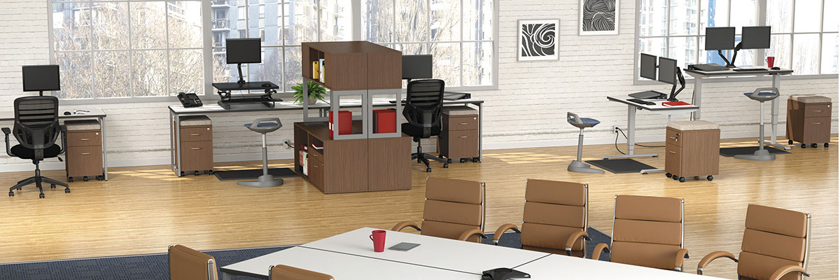 Optum Modern Office Furniture Collection