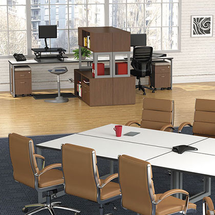 Optum Modern Office Furniture Collection | Eurway.com