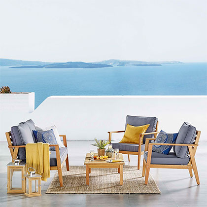Modern Outdoor Furniture Sets