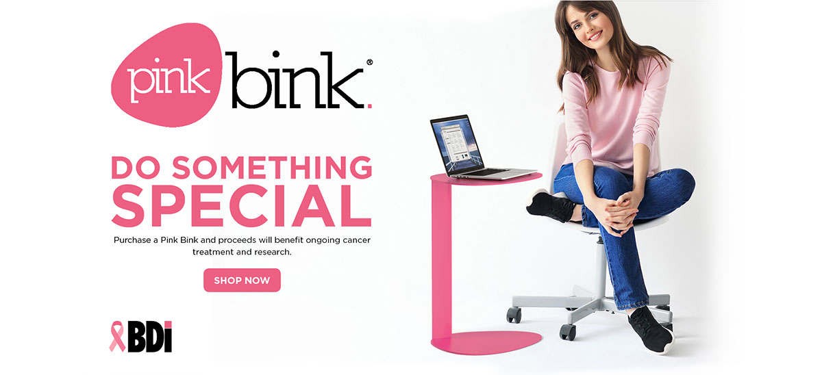 Shop for the Pink Bink Mobile Media Table at Eurway.com and help City of Hope® find a cure for cancer. >