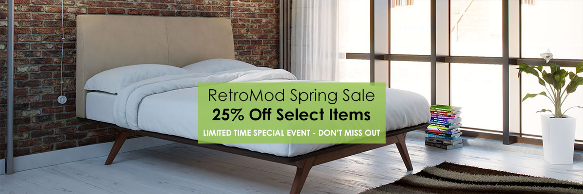 Shop For 25+% Off Retro Modern Furniture Selections at Eurway.com