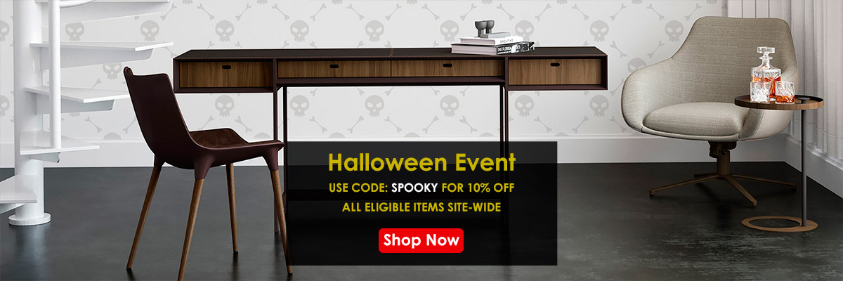 Save 10% Off All Eligible Furniture Thru 11/4/19 with Coupon Code SPOOKY | Shop Now >