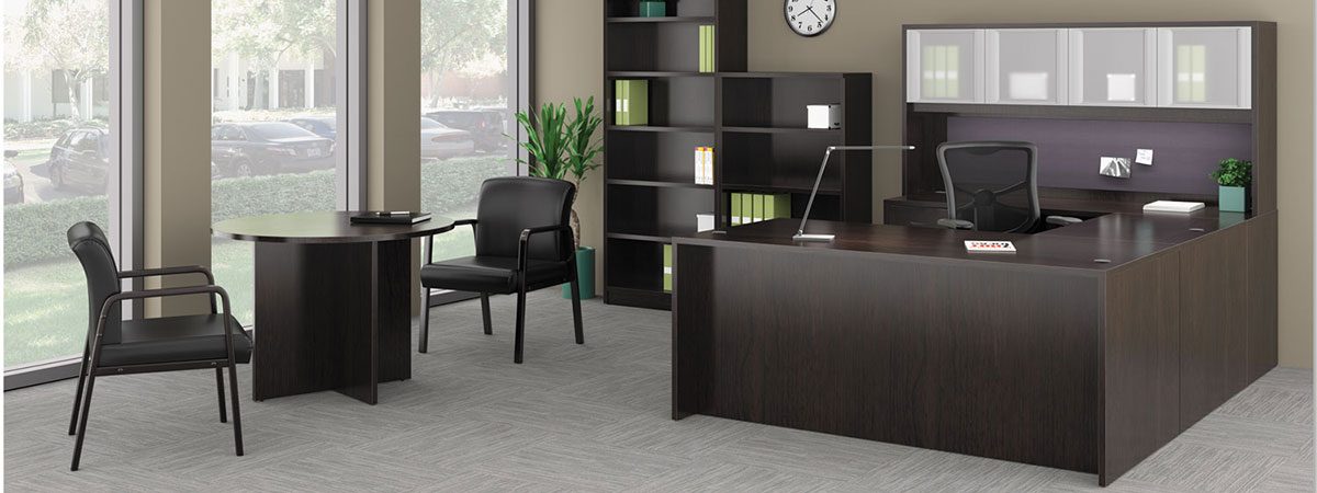 Virginia Modern Office Furniture Collection