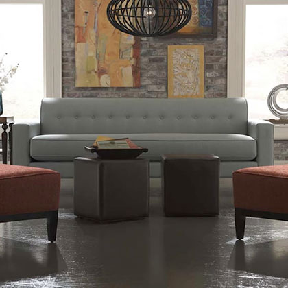 American Made Modern Lounge Seating