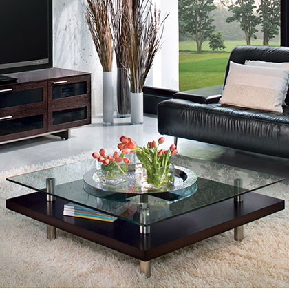 BDI Modern Coffee Tables, End Tables + Console Tables