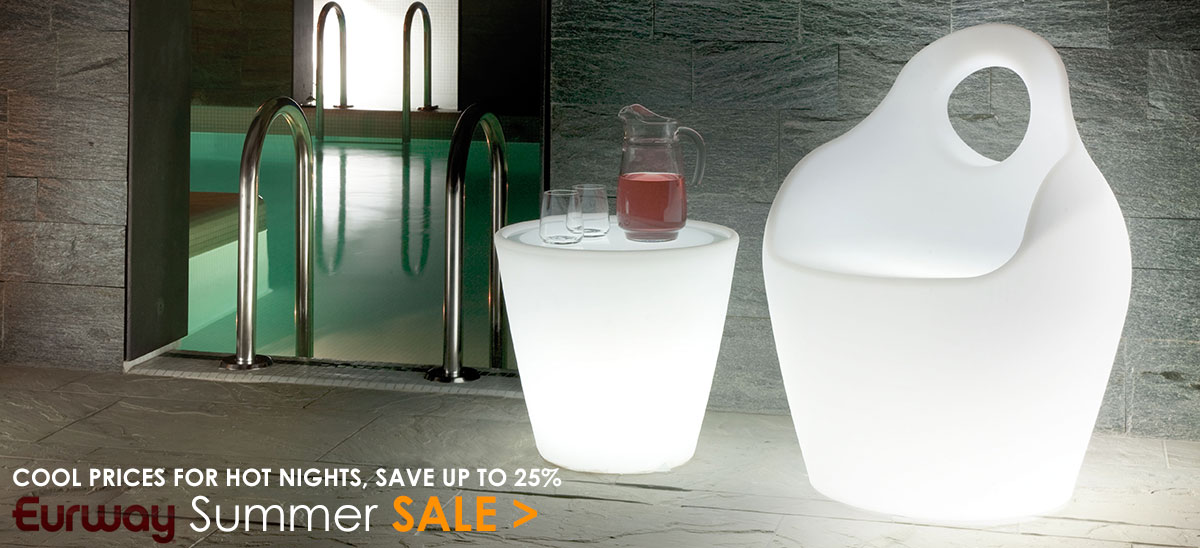Shop our Summer Sale to save up to 25% on authentic modern Italian furniture.