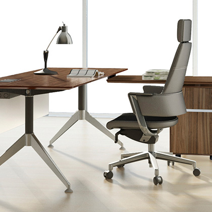 Modern contemporary office furniture eurway modern for Contemporary office furniture