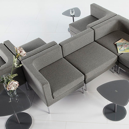 Exceptionnel Modular Lobby Seating