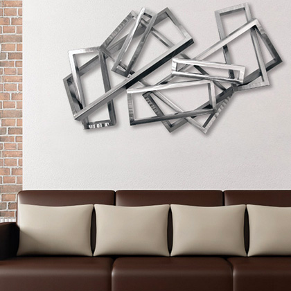 Modern wall art design et barns v relse for Contemporary wall art