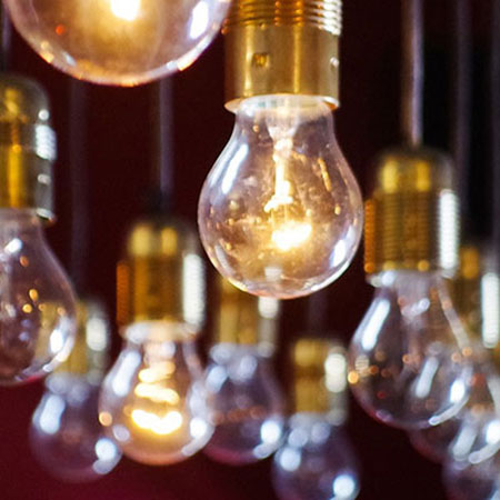 Exposed Bulbs