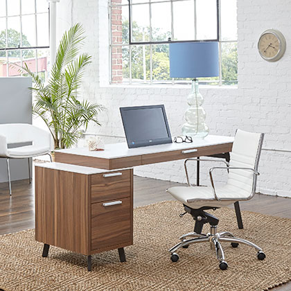 Hillard Modern Office Furniture Collection | Eurway.com