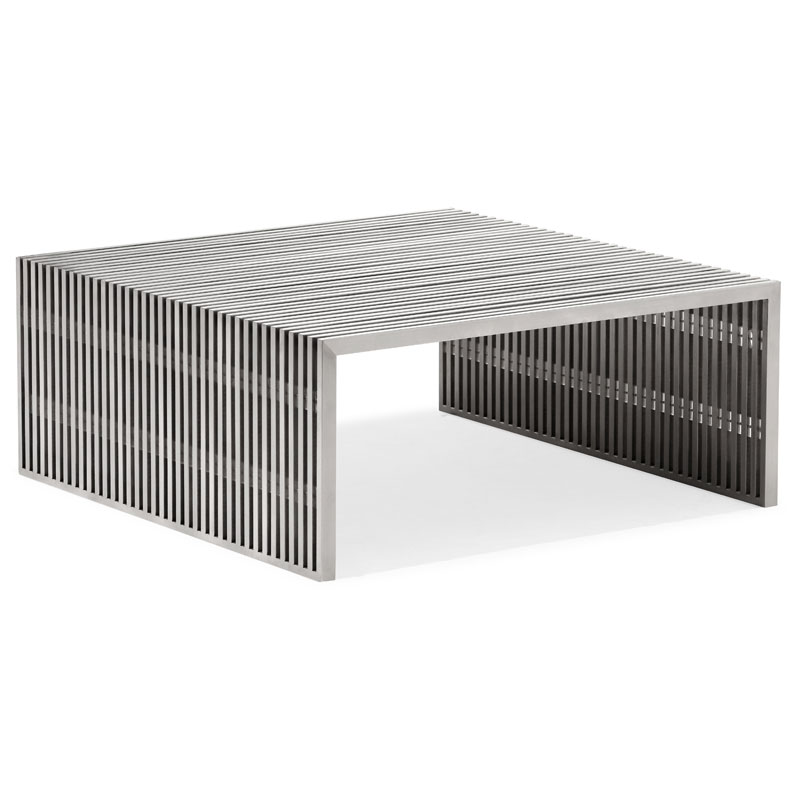 Charmant Newark Square Modern Coffee Table | Eurway Furniture