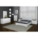 Aarhus Modern White Bedroom Collection