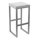 Aaron Modern Bar Stool by Amisco
