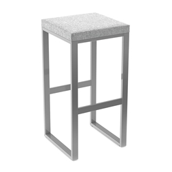 Aaron Modern Counter Stool by Amisco