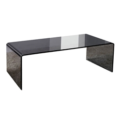 Abbott Black Gray Cocktail Table