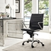 Advance Contemporary Black Office Chair