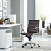 Advance Contemporary Brown Office Chair