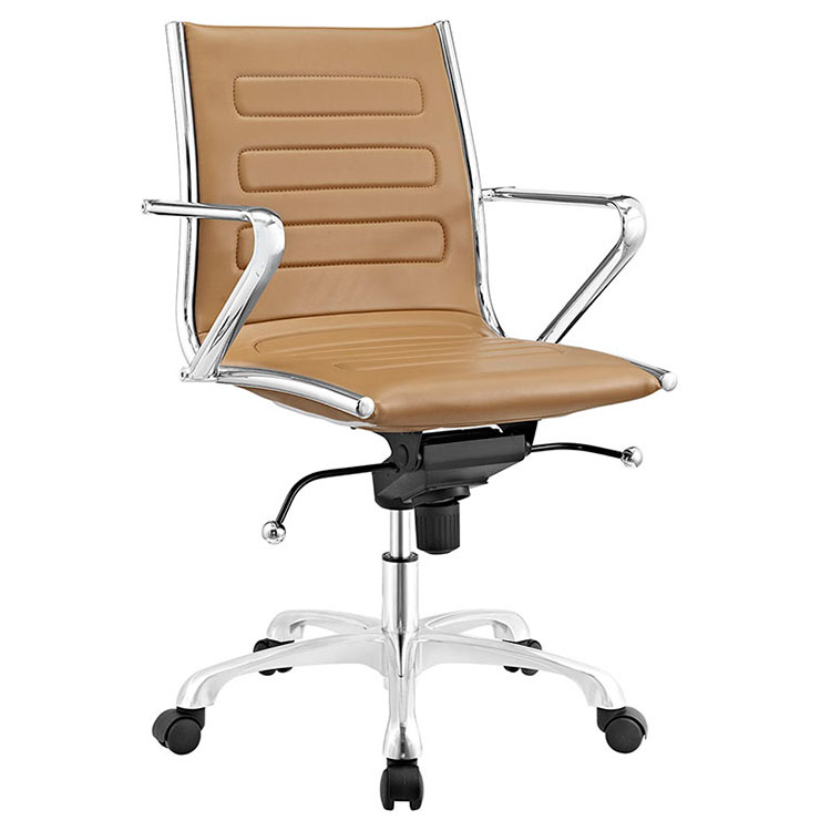 Call To Order Advance Modern Tan Office Chair