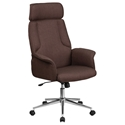 Affiliate Modern High Back Brown Executive Office Chair