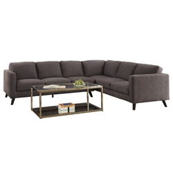 Akron Modern Sectional Sofa