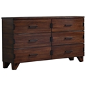 Alastair Modern Double Dresser