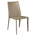 Alder Tan Modern Side Chair