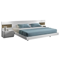 Aliso Contemporary Platform Bed