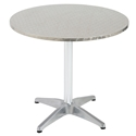 Ally 31.5 In. Diameter Outdoor Dining Table