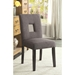 Alyssa Gray Contemporary Dining Chair