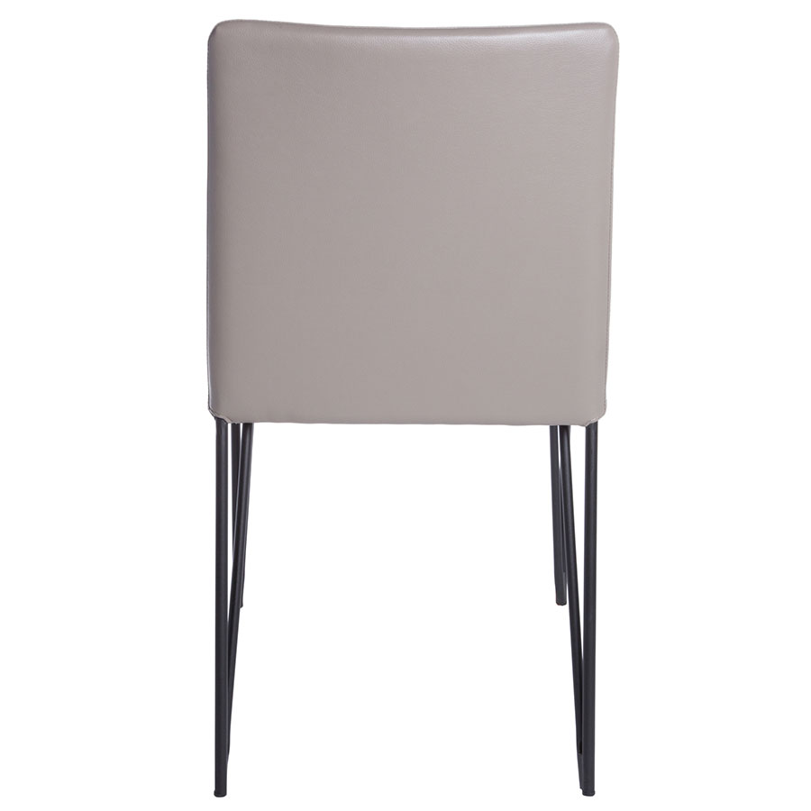 ... Amir Taupe Modern Dining Side Chair ...