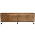 Annex Contemporary Credenza in Walnut by Gus Modern