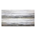 Annie's Meadow Modern Canvas Gallery Wrap Wall Art