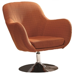 Antwerp Modern Swivel Lounge Chair