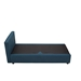 Armand Modern Azure Sofa Assembly Step 1