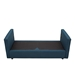 Armand Modern Azure Sofa Assembly Step 2