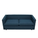 Armand Modern Azure Sofa Assembly Step 4