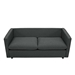 Armand Modern Gray Sofa Assembly Step 4